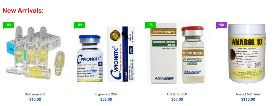 Buy Golden Dragon Pharmaceuticals steroids